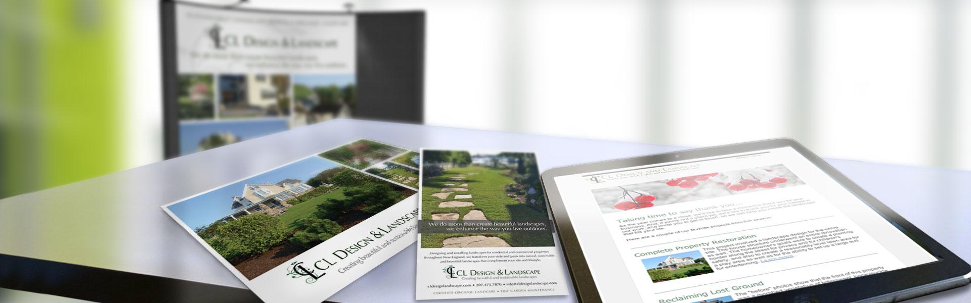 CL Design Landscape promotions