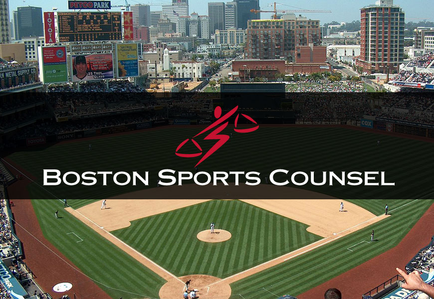 Boston Sports Counsel Branding