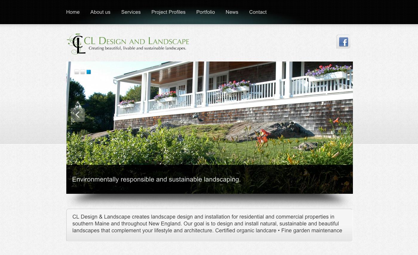 CL Design Website Home 2