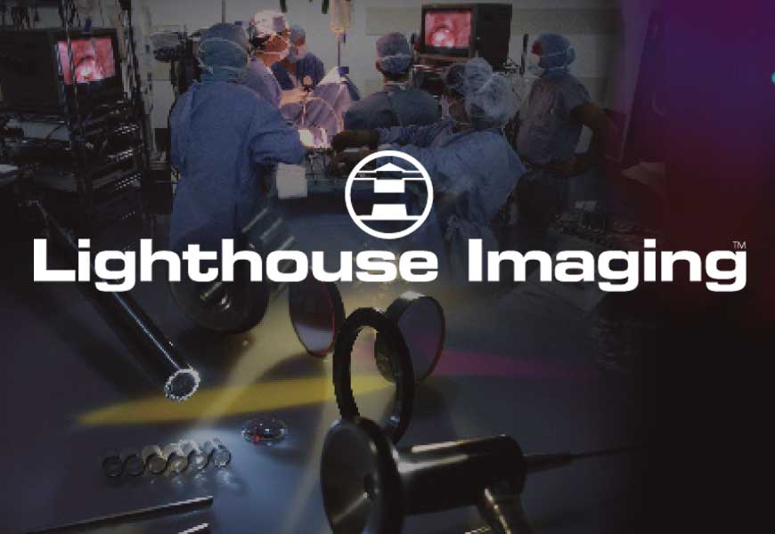 Marketing and Website Design for Lighthouse Imaging