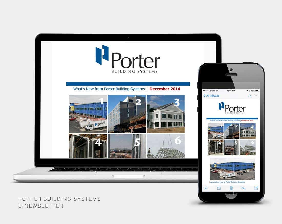 Porter Building Systems E-Newsletter