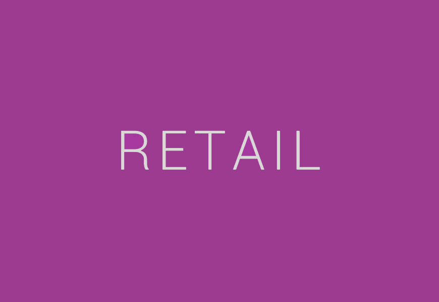 Wood and Company Clients in the Retail Field