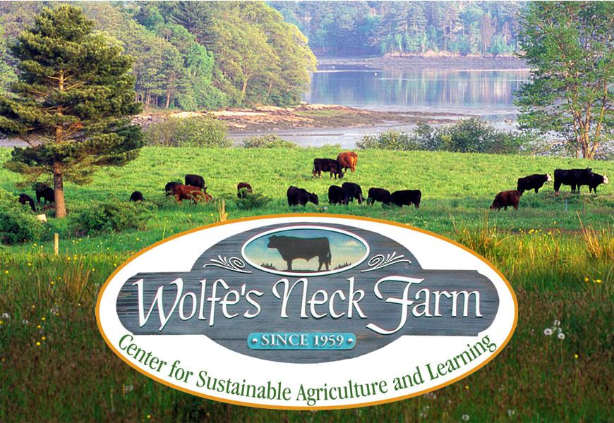 Wolfes Neck Farm