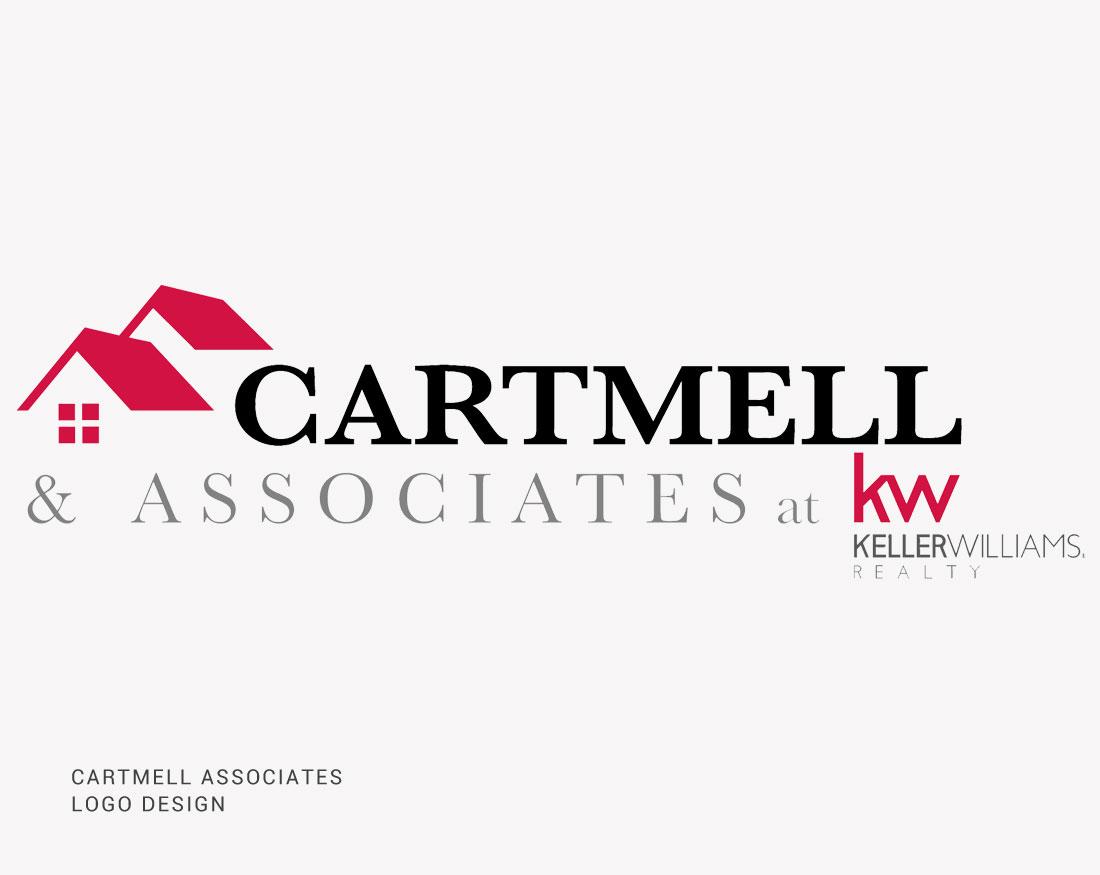 Logo design for Cartmell Associates