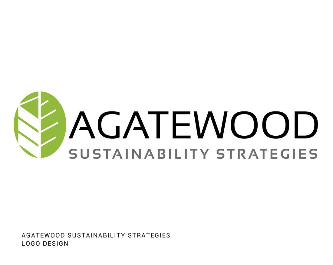 Logo design for Agatewood