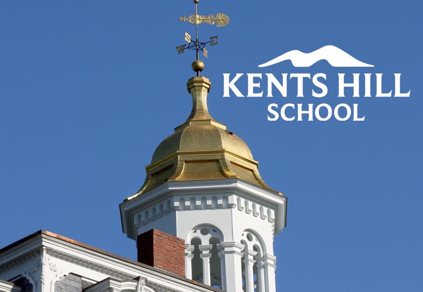 Print marketing for Kents Hill School