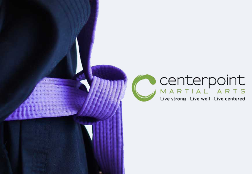 Branding and website for Centerpoint Martial Arts
